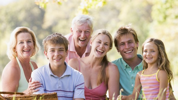 Rodinná terapie – soužití několika generací